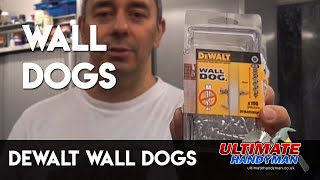 Dewalt wall dogs | screw anchors