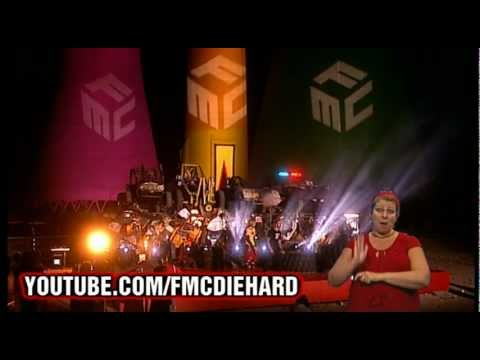 The end of the finale episode of Full Metal Challenge, with out-takes and interesting behind the scenes clips during the credits. This low quality archive cl...