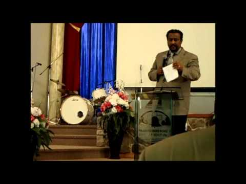 Pastor Dawit Molalgn In May12,2013 video