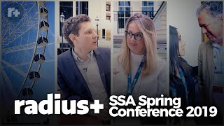 Episode 2 • SSA Spring Conference 2019 • Radius+