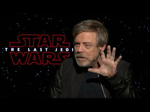 Hamill loves teasing 'Star Wars' fans