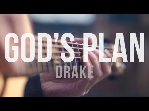 Drake - God's Plan - Fingerstyle Guitar Cover