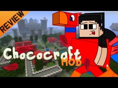 Minecraft para PC: Chococraft para 1.4.5. como Instalarlo y Review!! (Forge)