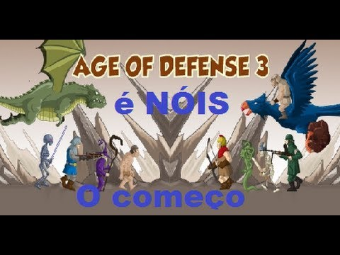 Age Of Defense 3# 1 - O começo