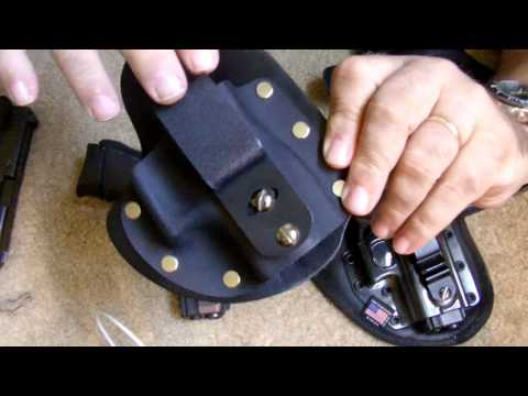 Little FoxX Holster review