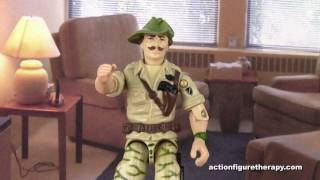 Go Army, Beat Navy (Army-Navy Game 2011) - Action Figure Therapy