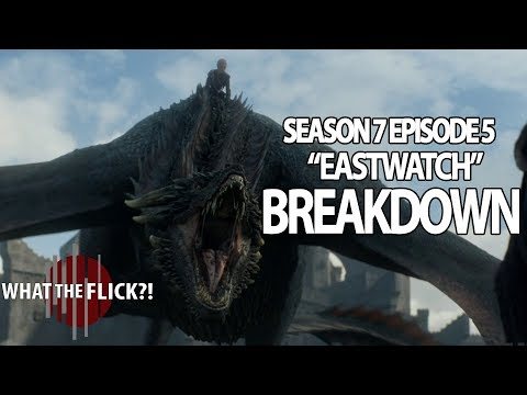 Game Of Thrones Season 7 Episode 5 Promo Review East