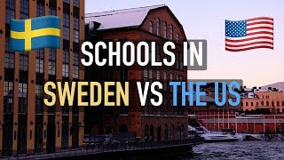10 Differences Between Schools In The US & Sweden