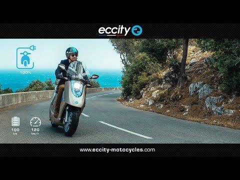 Artelec 670, scooter électrique 125cc : Vidéo Officielle