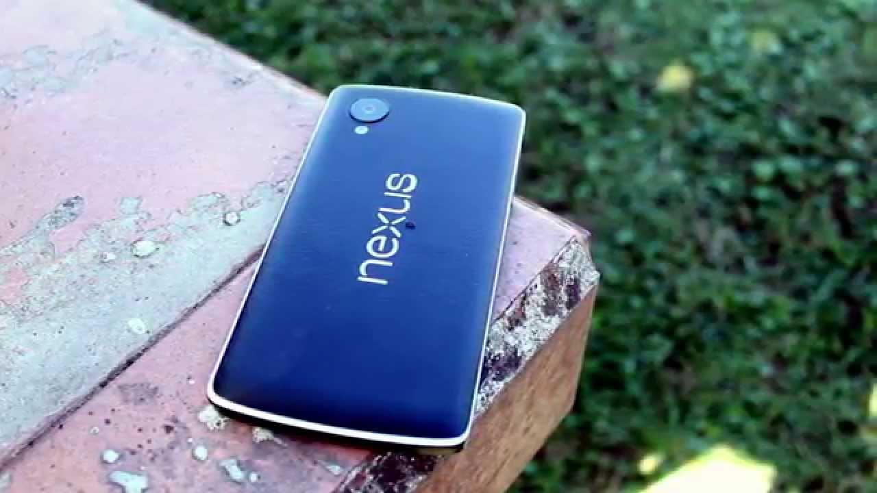 Dbrand Black Leather for the Nexus 5