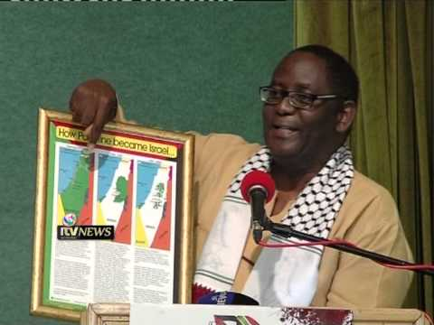 Cosatu secretary general Zwelinzima Vavi warns Zionists in South Africa