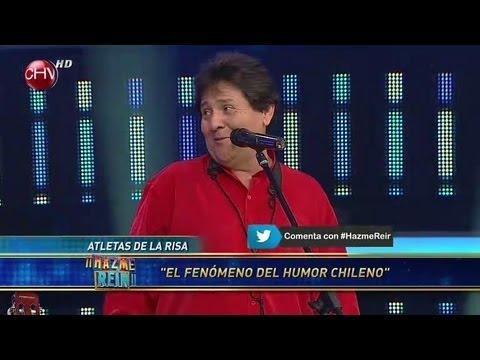 Los Atletas de la Risa - Hazme Reir (15/04/2013)