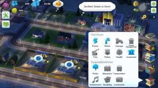Sims City Buildit