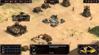 Age Of Empires: Definitive Edition #3 Multiplayer 2v2 - Gameplay