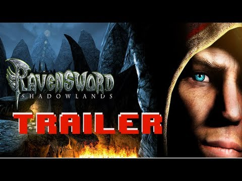Ravensword Shadowlands Official Launch Trailer iOS/Android