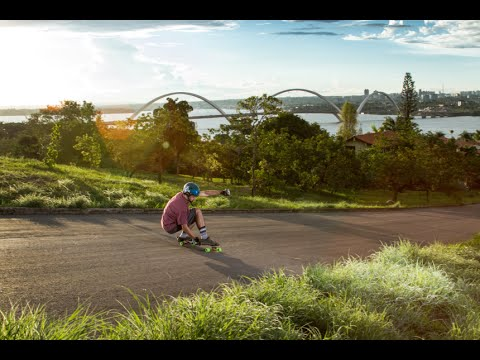 How to skate hills with Mosca and Mello!