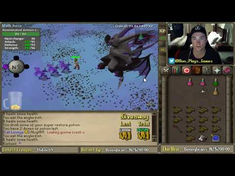 BEST RUNESCAPE TWITCH LIVESTREAM MOMENTS COMPILATION #52