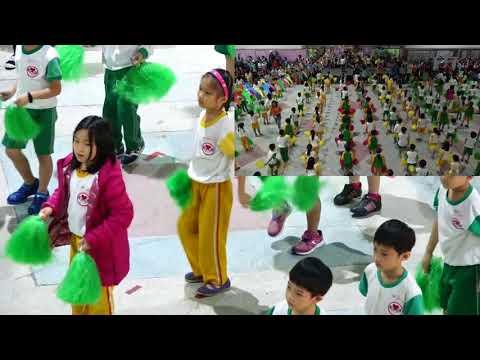 [建德20周年校慶]運動會表演節目 - 二年級大會舞