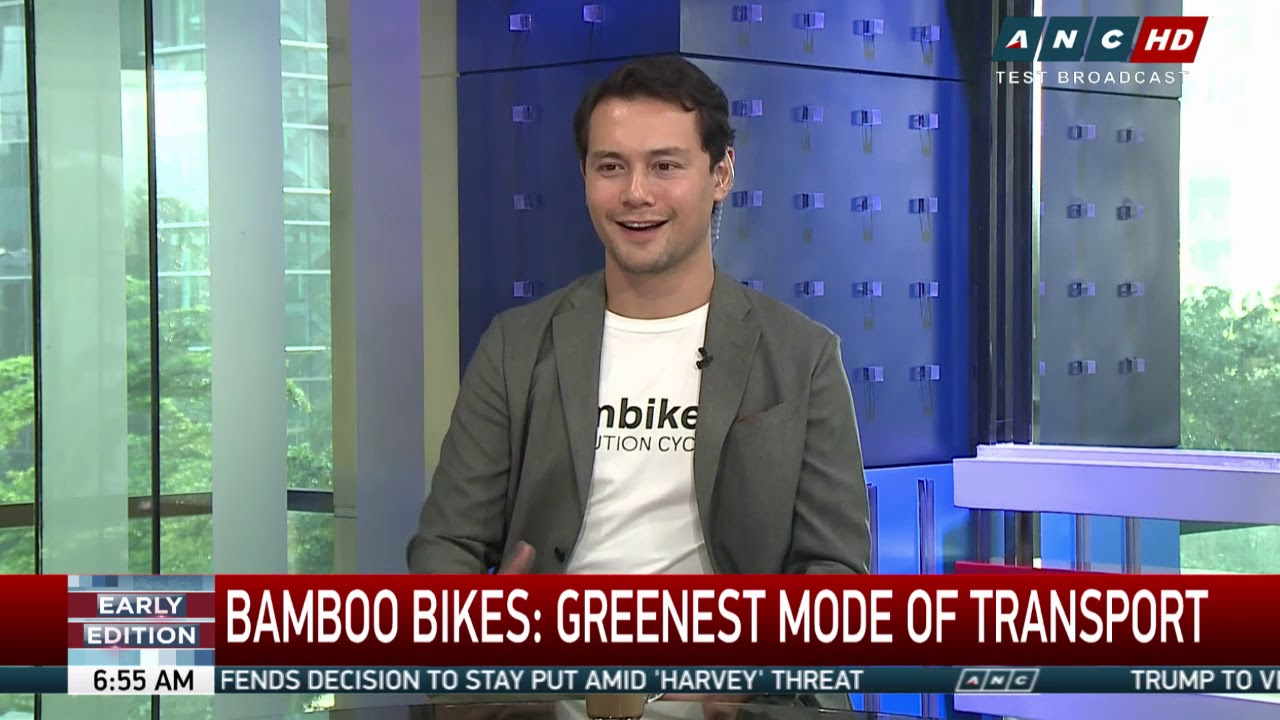 Bamboo bikes: Travelling the eco-friendly way