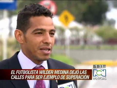 Wilder Medina de Pandillero a Goleador