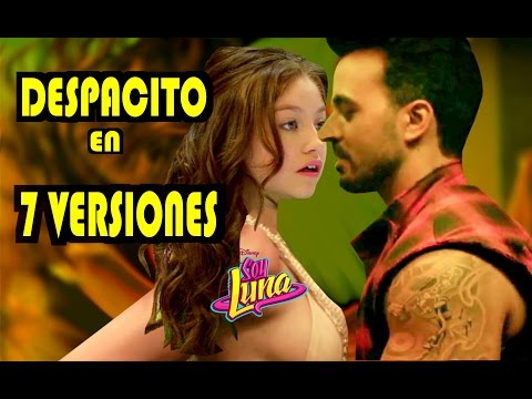 Luis Fonsi - Despacito en 7 Estilos Musicales 🎤 ft. Daddy Yankee PARODIA  /PARODY 7 géneros