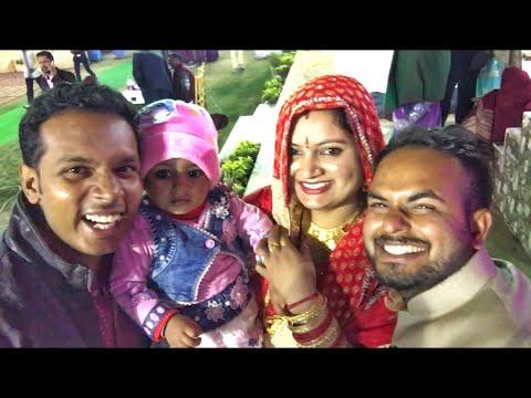 I TRAVELED 2850km FOR THIS ? | Mallu at Delhi wedding | KARTHiK SURYA thumbnail