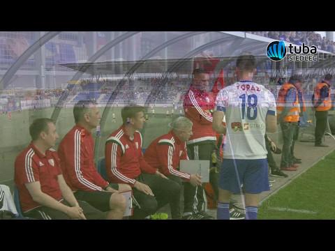 Wywiady pomeczowe MKP Pogoń vs GKS Katowice 2017