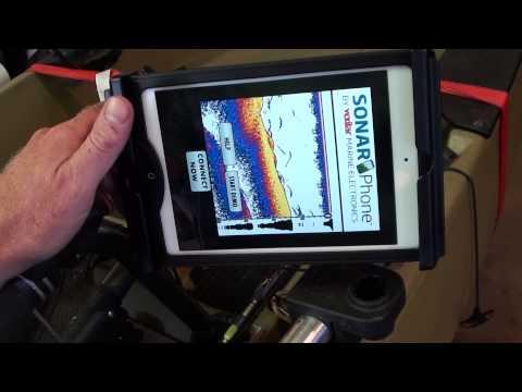 эхолот vexilar sonar phone sp200a