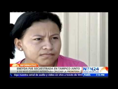 """""""Cruzar o Morir"""": Reynosa un """"oasis"""" para inmigrantes en medio del terror y la violencia"""