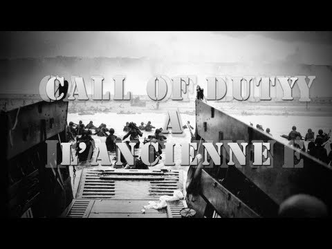 Call of Duty  l'ancienne | CoD2, CoD3 et CoD5