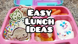 Kid Lunch Ideas - Remote Learning Lunches - Bella Boo's Lunches