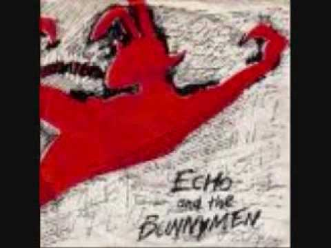 Echo & The Bunnymen - The Idolness Of Gods