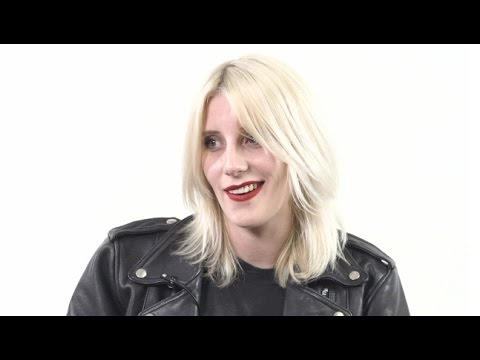 Mish Barber-Way of White Lung rates Keith Richards, Betty White and Nickelback   Pitchfork