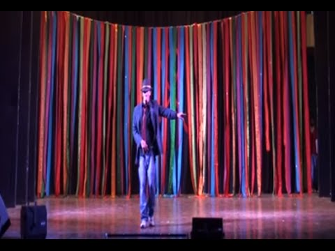 urvashi solo dance by rajeev in IDP IIT delhi