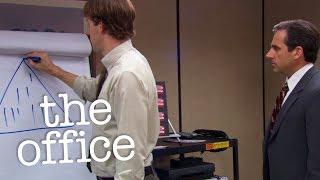 Michael's Pyramid Scheme  - The Office US