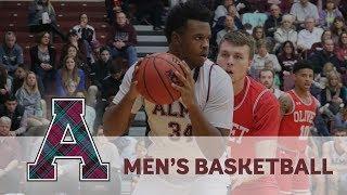 NCAA Division III Men's Basketball - Alma College vs. No. 3 Augustana College (IL)