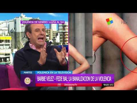 Barbie Vélez y Fede Bal se defienden por las críticas en redes sociales