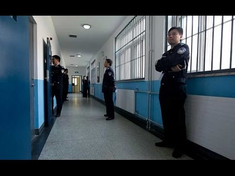 China officials made to tour jail in corruption warning