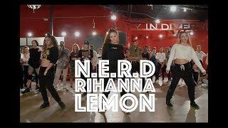 Download Lagu N.E.R.D & Rihanna - Lemon   Hamilton Evans Choreography Gratis STAFABAND