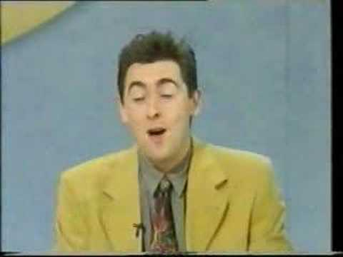 Rowan Atkinson's Mr. Bean is a less-than-succesfull candidate on Cilla Black's Blind Date for Comic Relief in 1994 You can still donate: www.comicrelief.com.