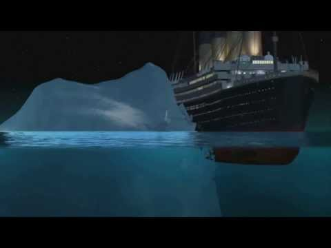 Titanic Sinking in Reverse (2012 Theory)