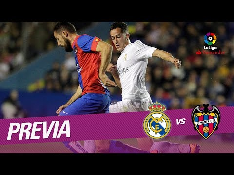 Previa Real Madrid vs Levante UD