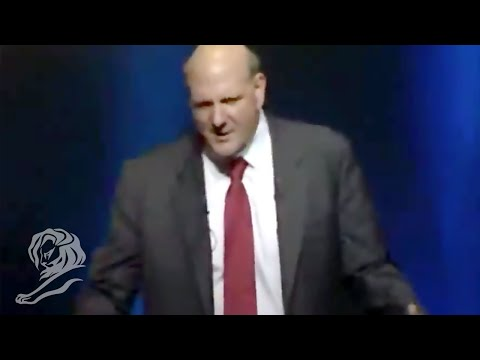 Steve Ballmer, CEO of Microsoft Corporation seminar