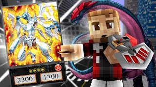 "Minecraft Yugioh! #9 - ""THE DINOSAUR DUELIST (Anime Minecraft Roleplay)"