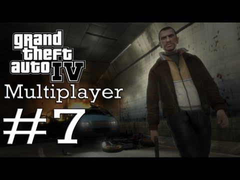 Grand Theft Auto 4 Multiplayer Event 7