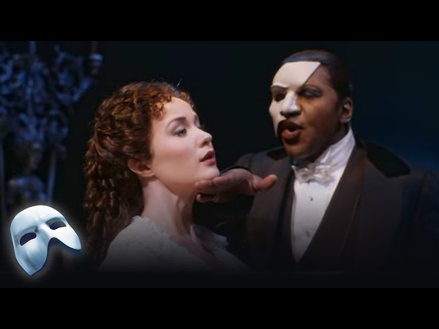 Norm Lewis & Sierra Boggess - The Music of the Night