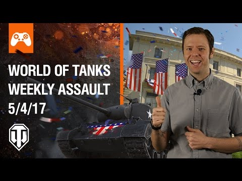 World of Tanks Console: Weekly Assault #2