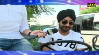 Download On location shoot of Movie: 'Sarvann'   Amrinder Gill   Ranjit Bawa   PTC Entertainment Show 3Gp Mp4