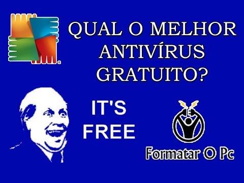 Qual o Melhor Antivírus Gratuito?!