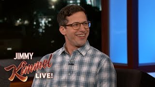 Andy Samberg Reveals Favorite Thing About Being a Dad